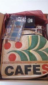 Kit Coffeelover com Copo Prensa Francesa