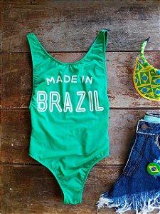 Body Made in Brazil Verde