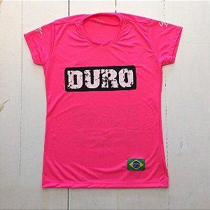 Camiseta Dry baby look pink