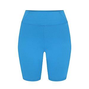 Shorts Biker Amanda azul