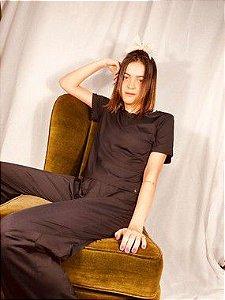 Conjunto Pijama Bia preto