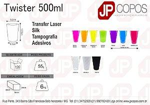 100 Twister 500 ml