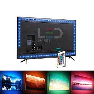 FITA DE LED RGB USB 5V