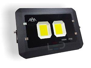 REFLETOR LED PREMIUM 100W 6500K BIVOLT IP66
