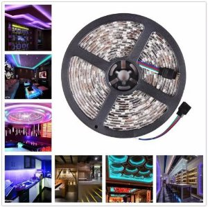 FITA DE LED 5050 RGB 12V