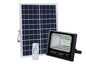 REFLETOR SOLAR 100W 6500K  IP67