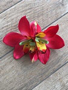 Presilha de orquídea selvagem GG