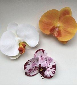 Presilha de orquídea em silicone