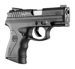 Pistola Taurus Modelo PT 838 C 15 Tiros .380 Tenox