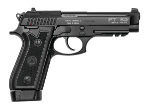 Pistola Taurus Modelo PT 59S 19 Tiros .380 Oxidada Fosco