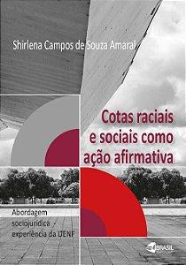 Cotas raciais e sociais como ação afirmativa : abordagem sociojurídica – experiência da UENF