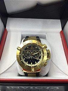 16475b38560 Relógio Invicta 5514 Subaqua Noma 3 LINHA PREMIUM AAA +