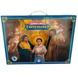 Quebra-cabeças Sagrada Família