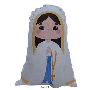 Almofadinha de Nossa Senhora de Lourdes