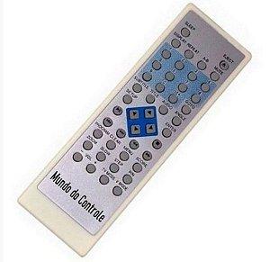 Controle Remoto Dvd SVA D1088 | D2028 | D2088 SVA312A