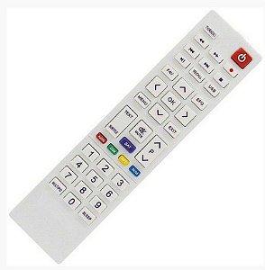 Controle Remoto para Receptor Azamérica S1009 e  Silver Ultra HD