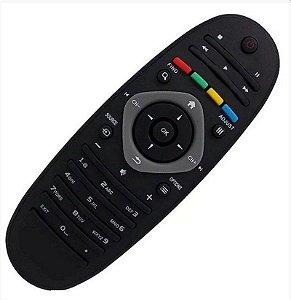 Controle Remoto Philips Tv Lcd / Led 32PFL3406d 32PFL3606d 32PFL4606D/78  32PFL5606D/78 - 32PFL7606D/78