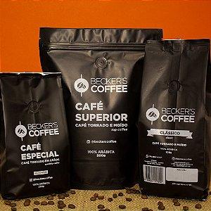 Combo - Becker's Coffee