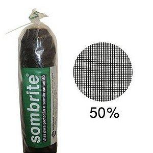 Tela Sombrite 50% - 1 metro