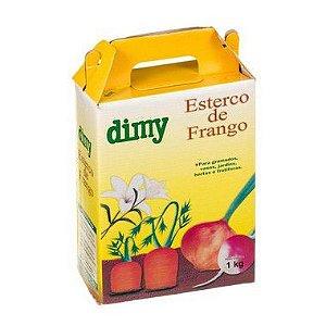 Esterco de Frango - 1 kg