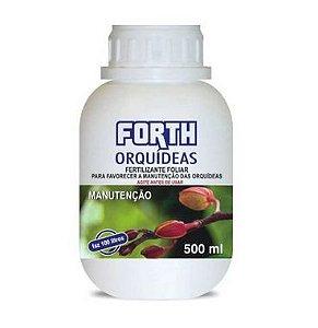 Fertilizante Líquido Orquídeas Manutenção - 500 ml