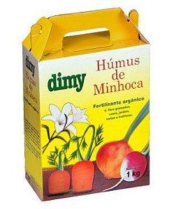 Húmus de Minhoca - 1 kg