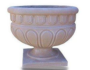 Vaso Taça Imperial Grande - 47 cm