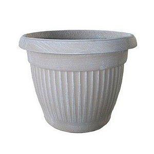Vaso Canelado Médio - 35 cm
