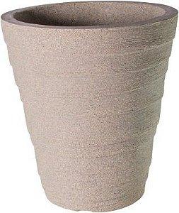 Vaso Cone Degrau Pequeno - 39 cm