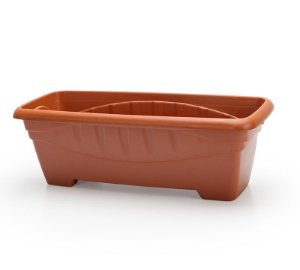 Jardineira de Plástico Grande Plasmont - 45 cm