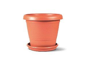 Vaso Terracota Redondo - 46 litros