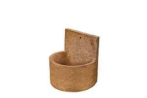Vaso Nutricoco de Parede Pequeno - 15,5 cm