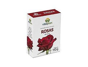 Fertilizante para Rosas 08-12-10 - 150 g