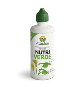 Fertilizante Líquido Nutriverde 06-06-08 - 110 ml