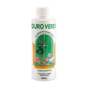 Fertilizante  Líquido Ouro Verde - 100 ml