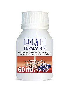 Fertilizante Líquido Forth Enraizador - 60 ml