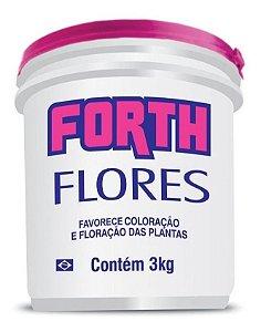 Fertilizante Forth Flores - 3 kg