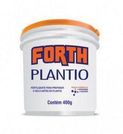 Fertilizante Forth Plantio - 400 g