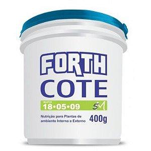 Fertilizante Forth Cote 18-05-09 - 400 g