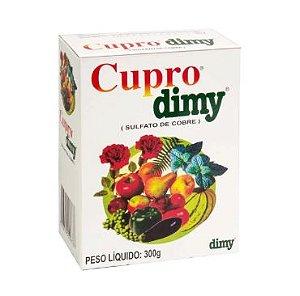 Cupro Dimy Fungicida - 300 gramas
