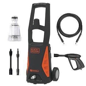 Lavadora de Alta Pressão Black & Decker 1300W 1450 Libras 127 V