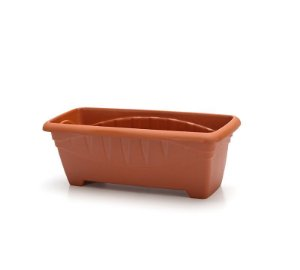 Jardineira de Plástico Médio Plasmont - 35 cm