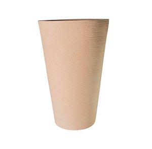 Vaso Coluna Redondo Grande - 60 cm