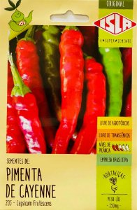 Pimenta de Cayenne