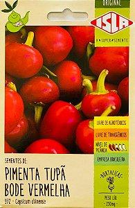 Pimenta Tupã Bode Vermelha