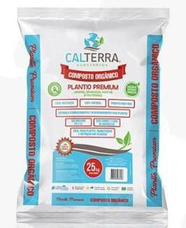 Substrato Cobertura Premium - 25 kg