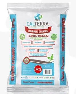 Substrato Cobertura Premium - 3 kg