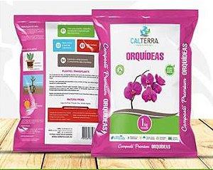 Substrato Orquídea - 1 kg