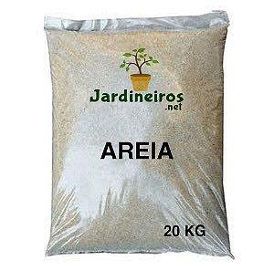 Areia  - 20 kg