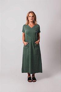 Vestido Sampa Verde